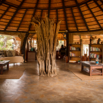 Lounge Area at Africa on Foot