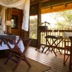 The Interior of Your Room at nThambo