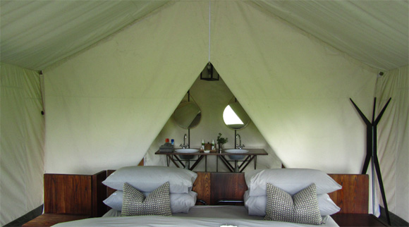 Camp Machaba Tented Accommodation