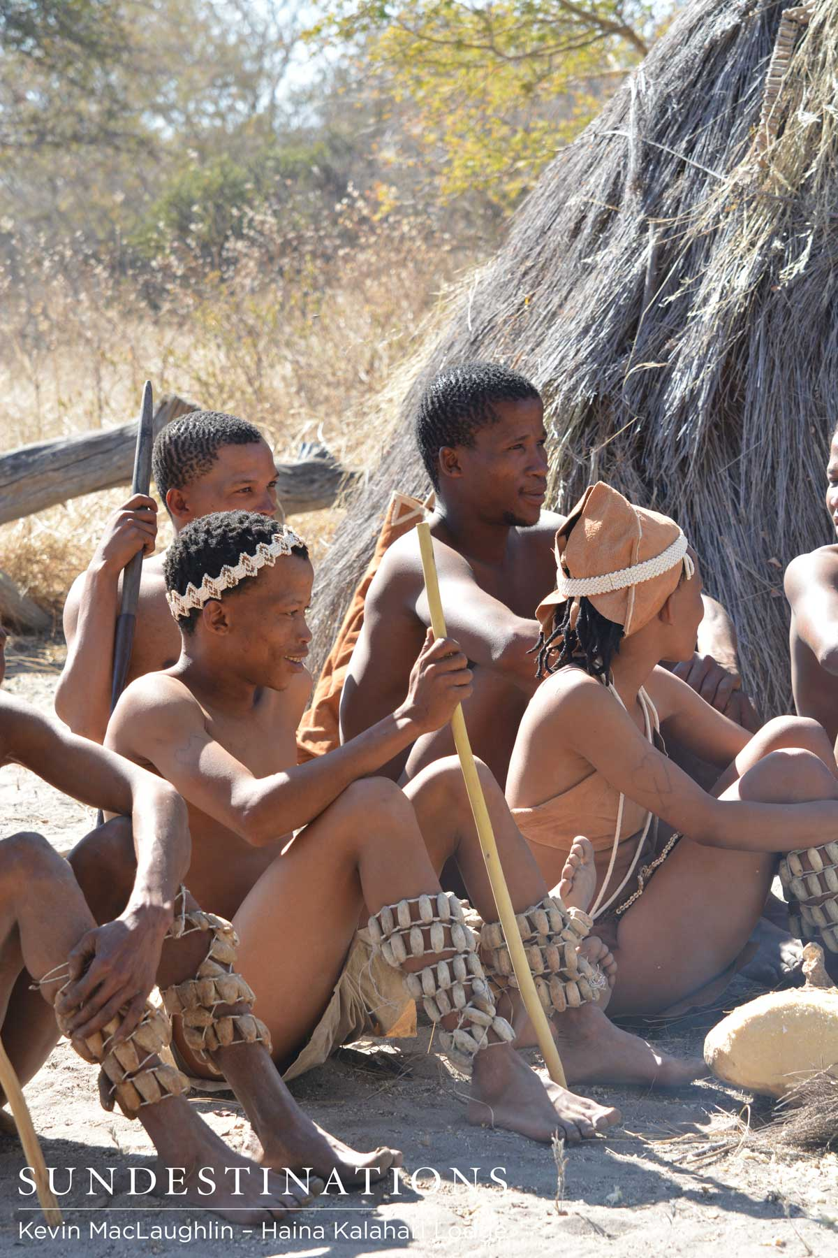 VIDEO: Bushmen of the Kalahari