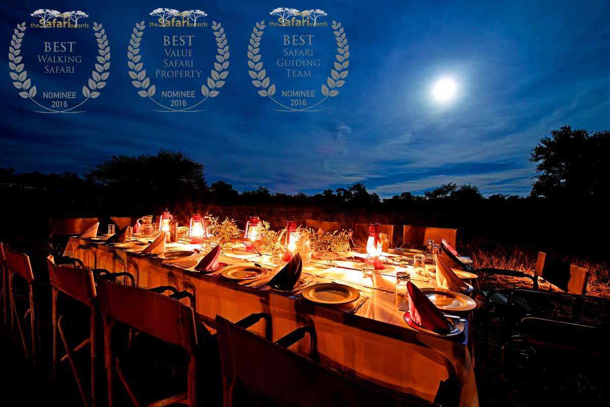 Africa on Foot and the 2016 Safari Awards