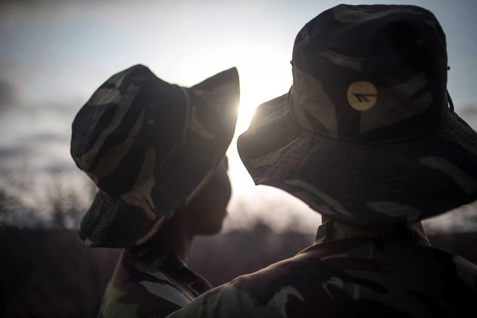 The Black Mambas all-women anti poaching unit