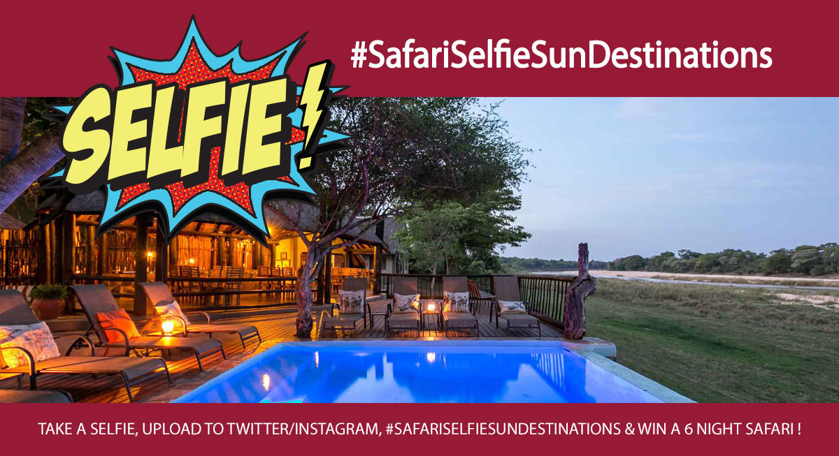 #SafariSelfieSunDestinations Social Media Competition