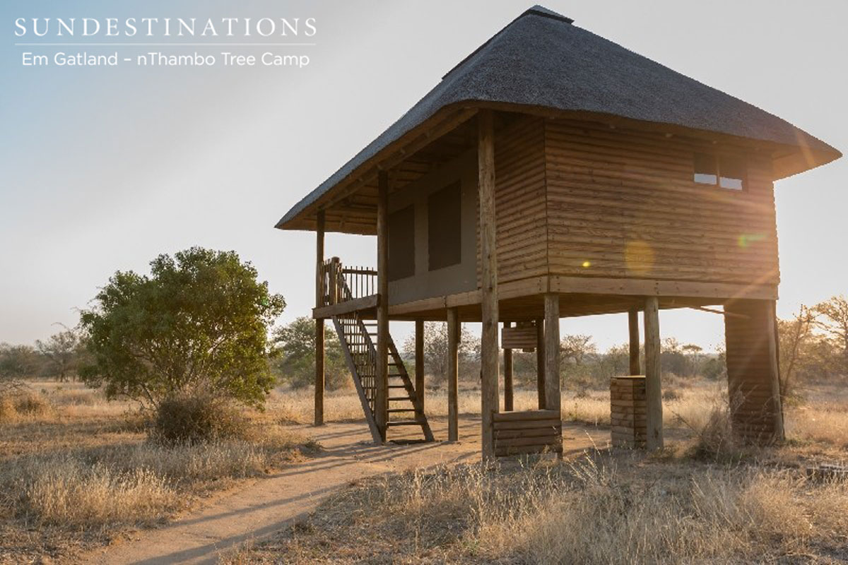 nThambo Wooden Chalet