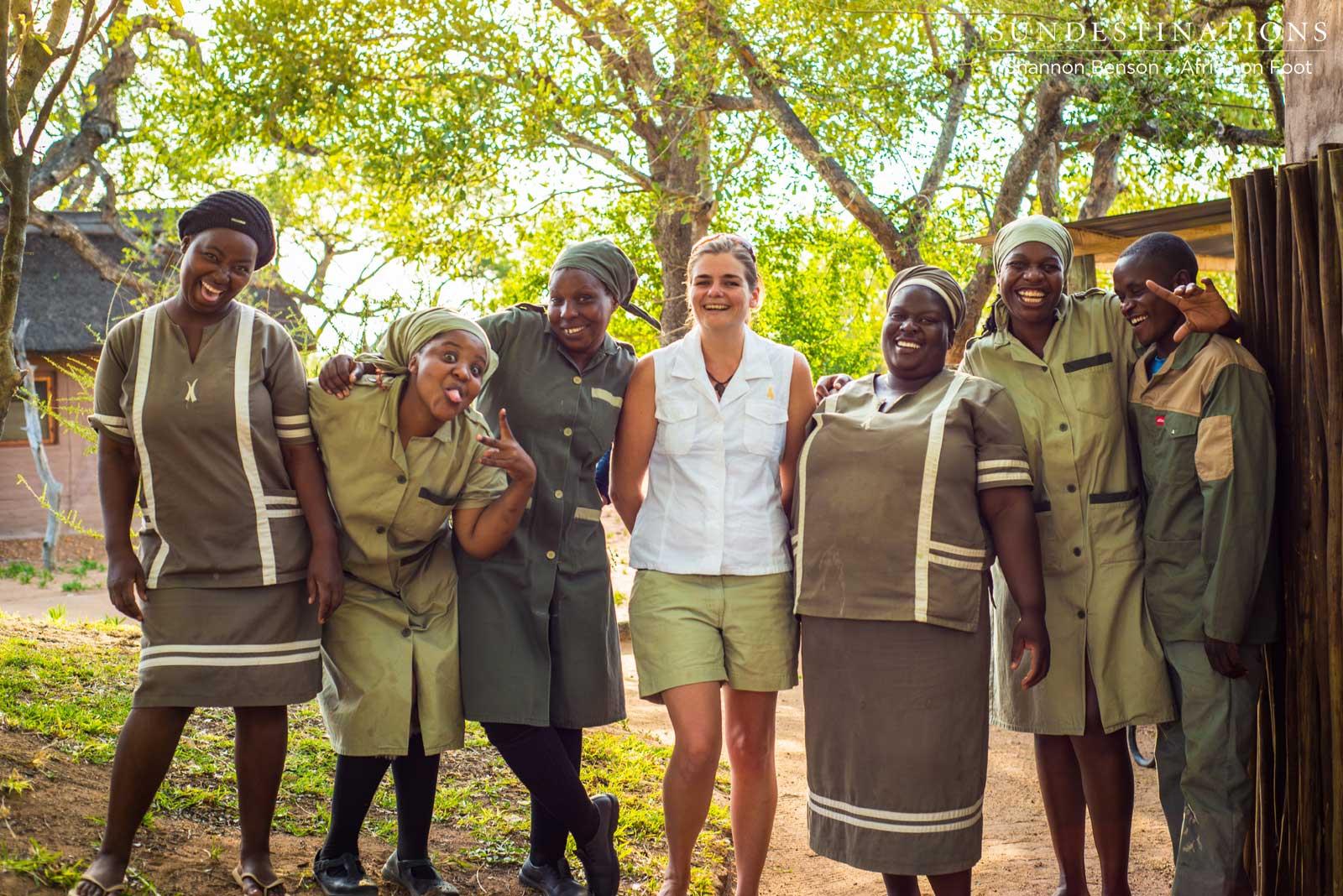 The Safari Awards: Africa on Foot & nThambo Nominated