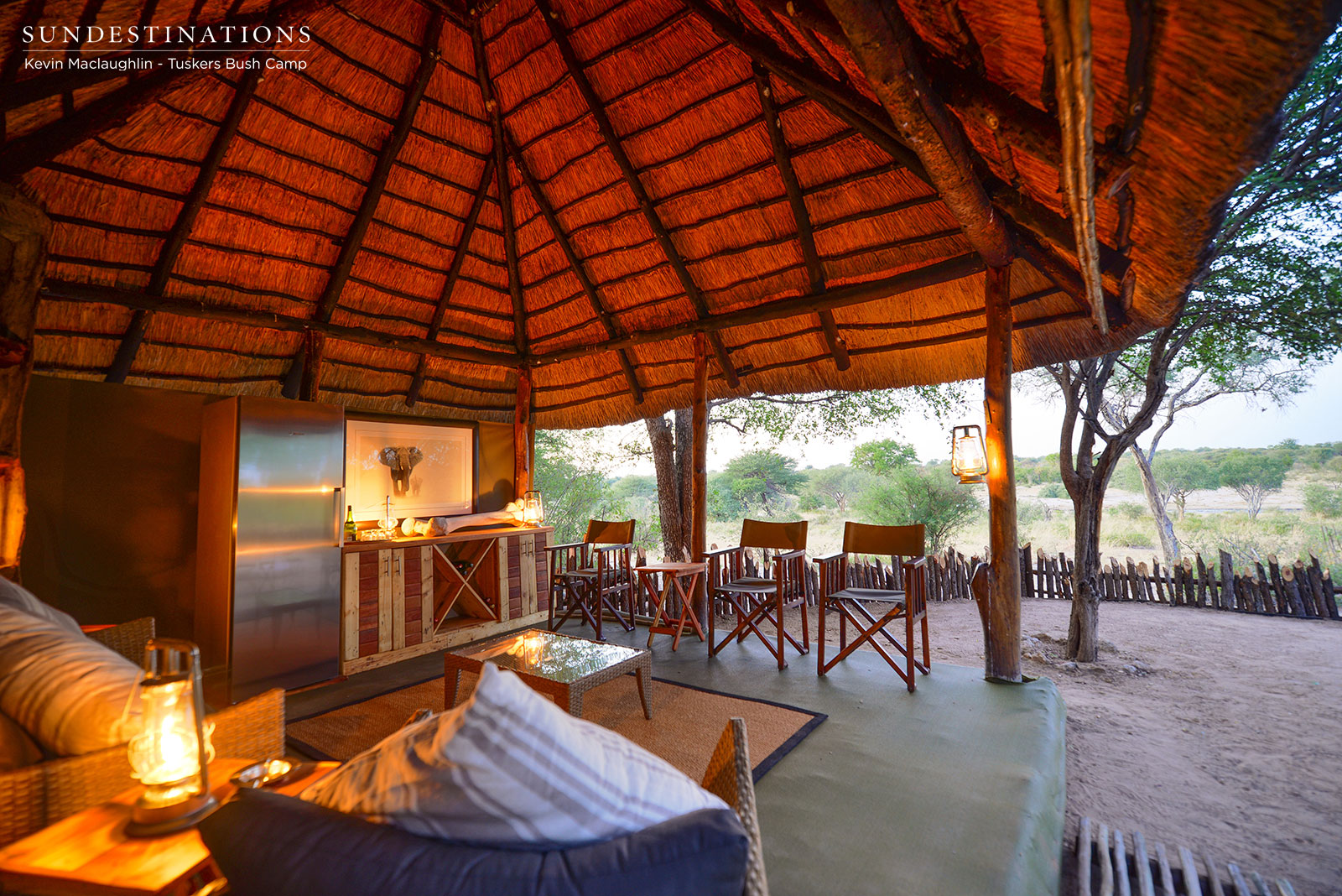 Top 7 Reasons to Stay at Tuskers Bush Camp