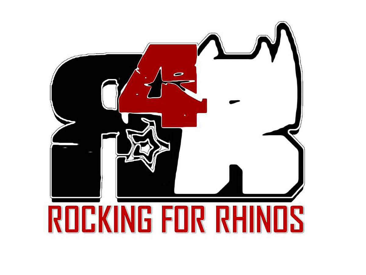 Rocking for Rhinos