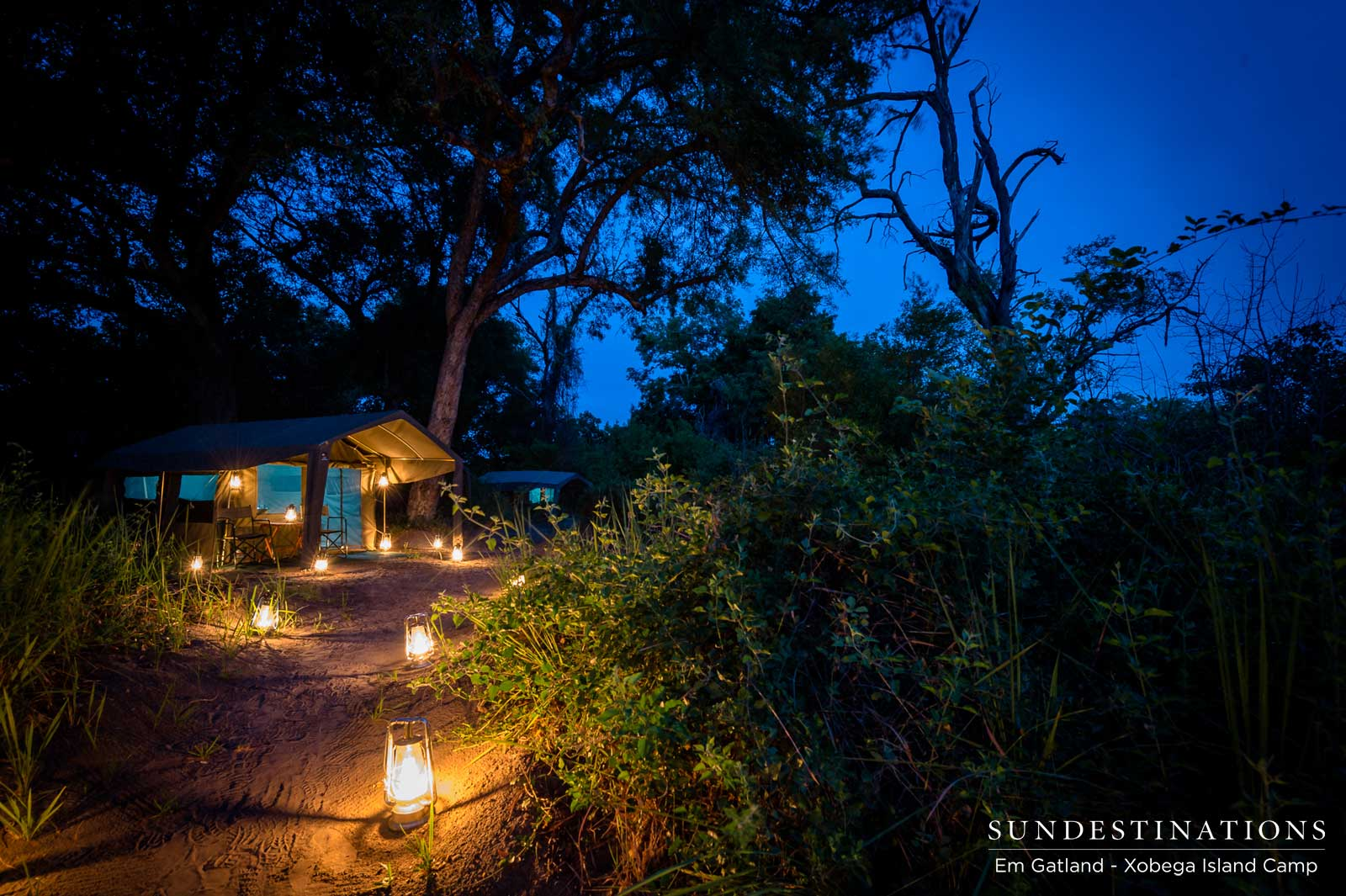 A New Look for Xobega Island Camp, Okavango Delta