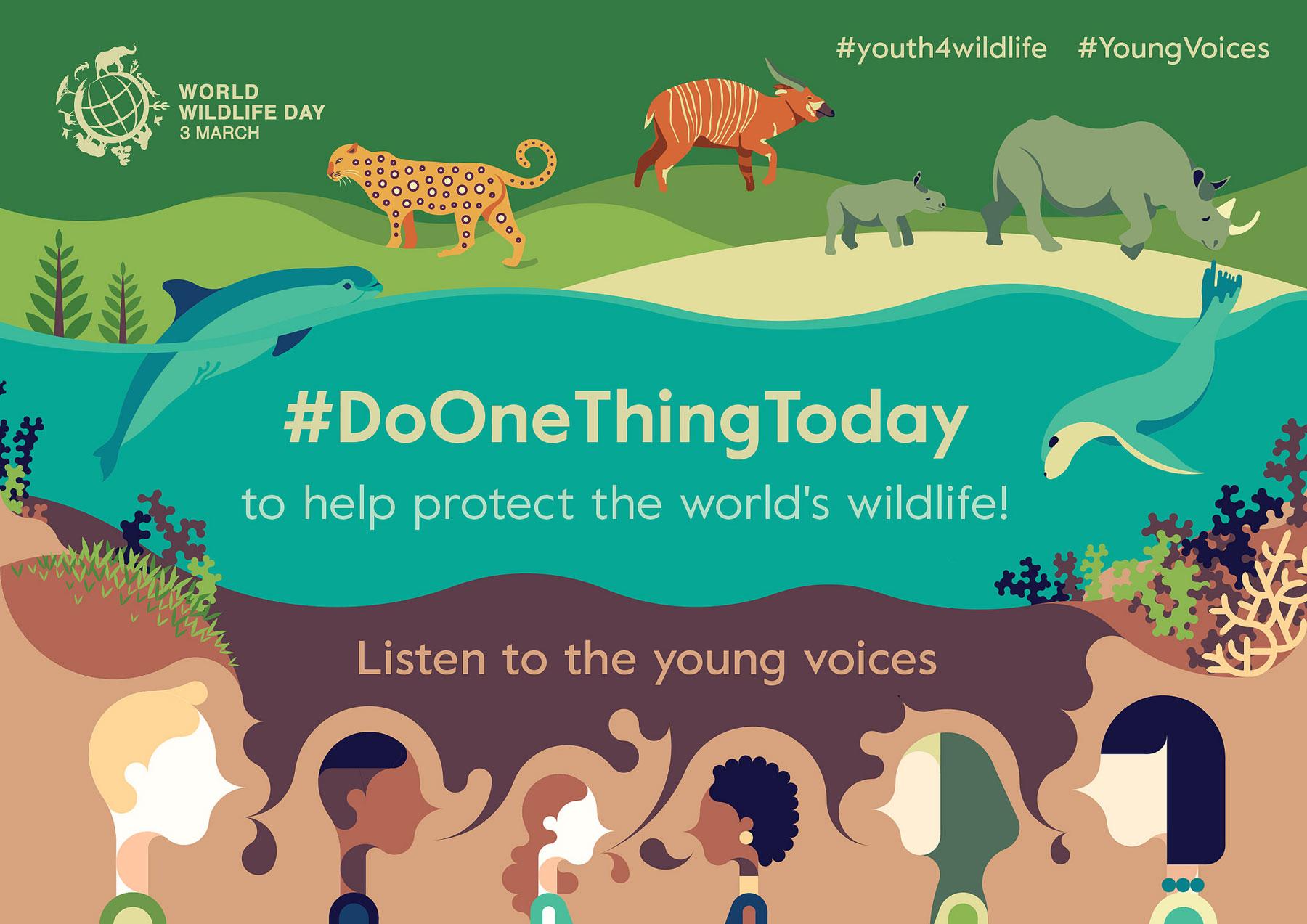 World Wildlife Day 2017