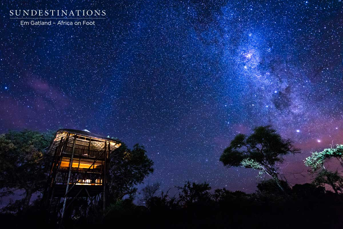 Starlit Skies Africa on Foot