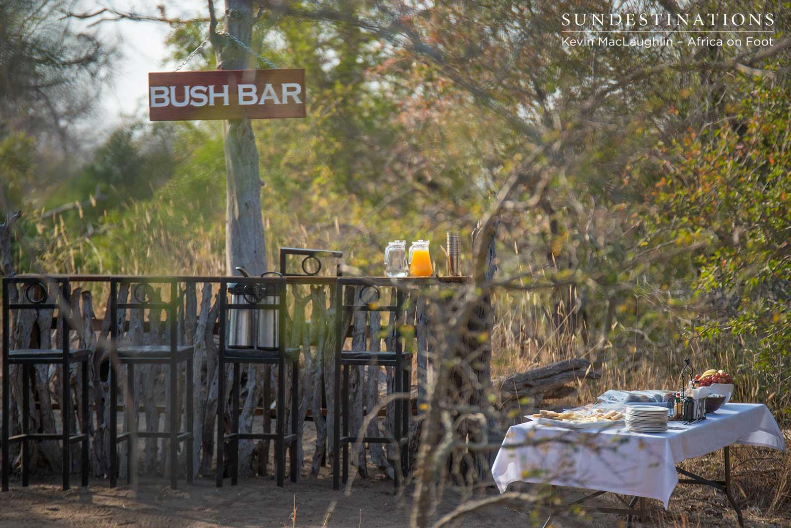 Africa on Foot Bush Bar