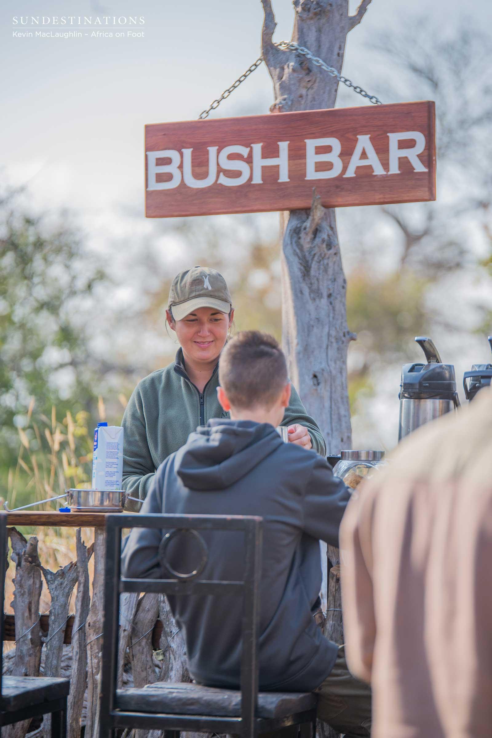 Bush Bar Breakfasts