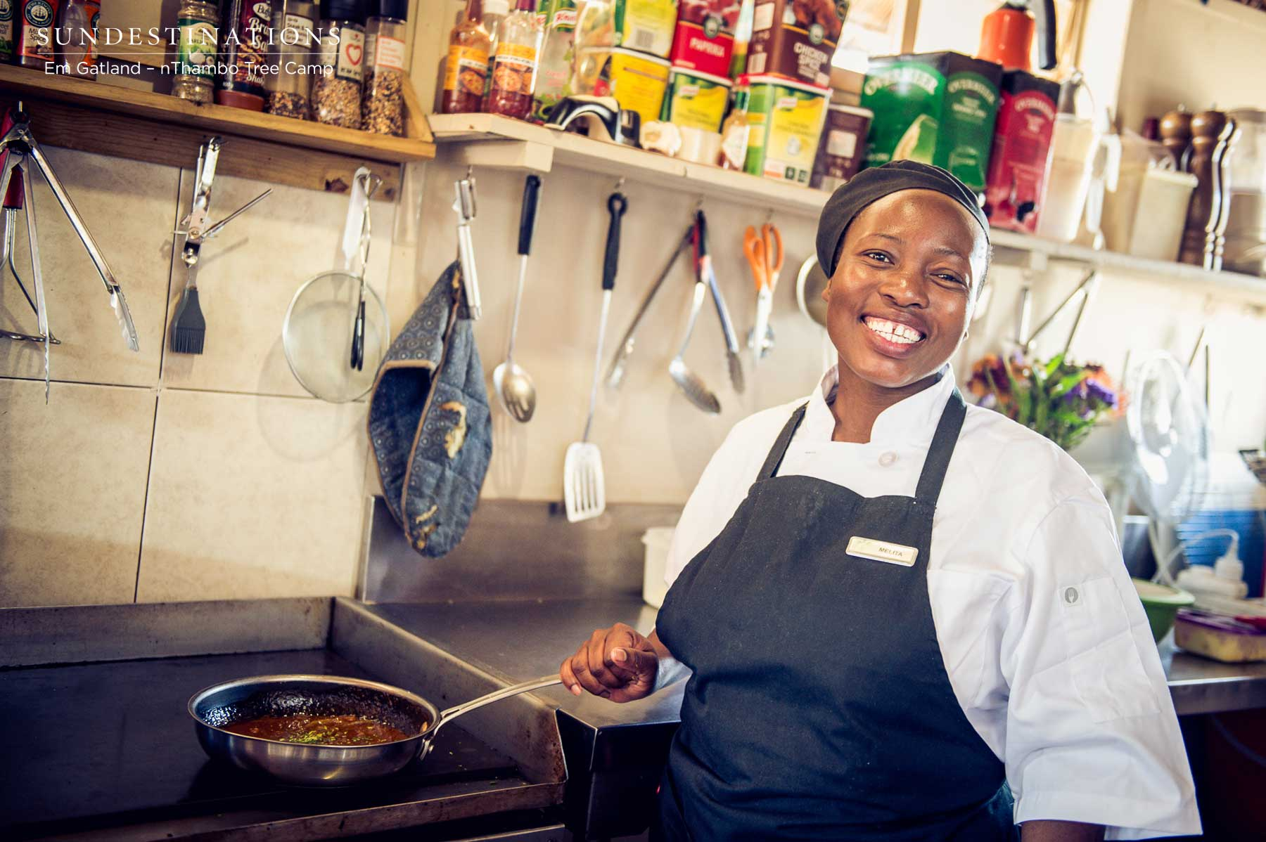 nThambo Womens Day - Chef