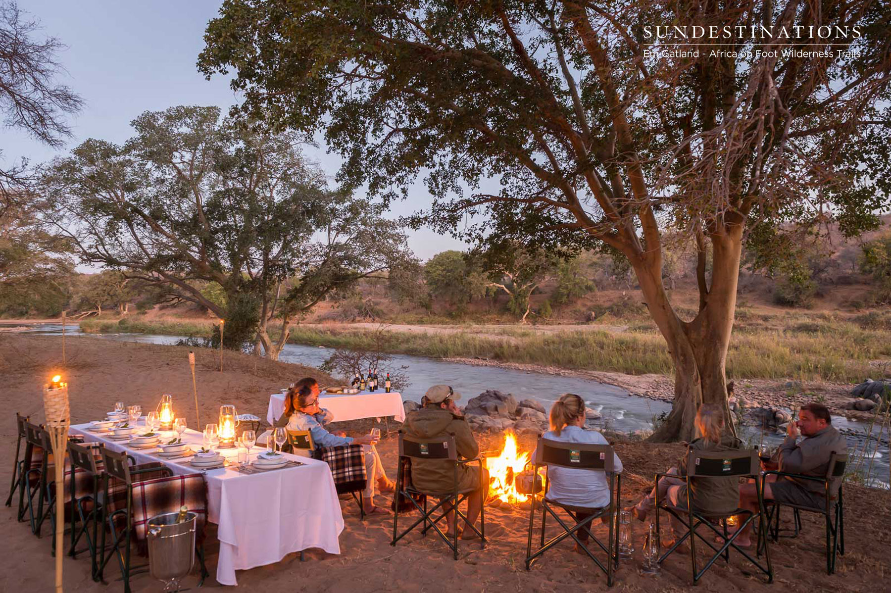 Riverside Campfire Session