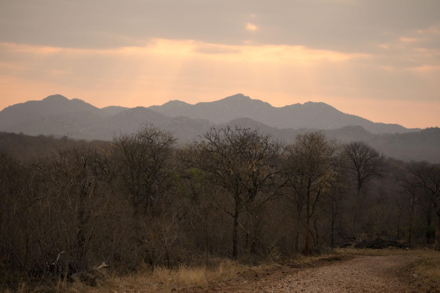 Africa on Foot Wilderness Trails Landscape