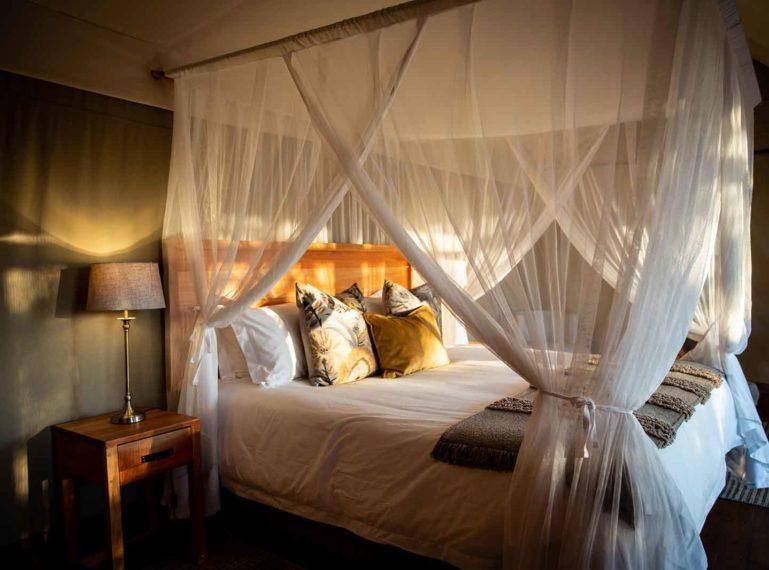 Original Safari Accommodation at Mankwe Tented Retreat