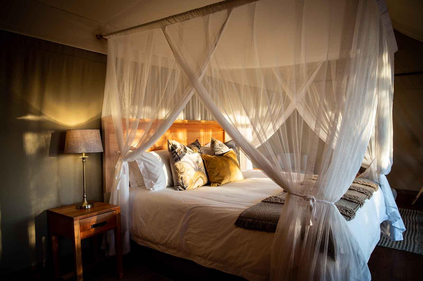 Mankwe Tented Retreat Interiors