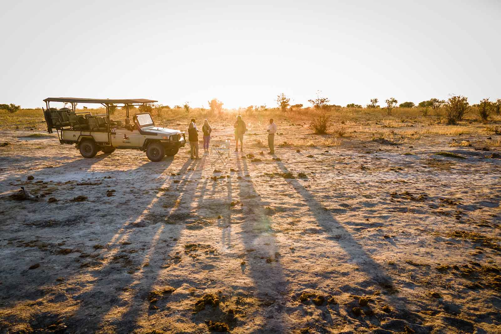 Mankwe Tented Retreat Game Drives