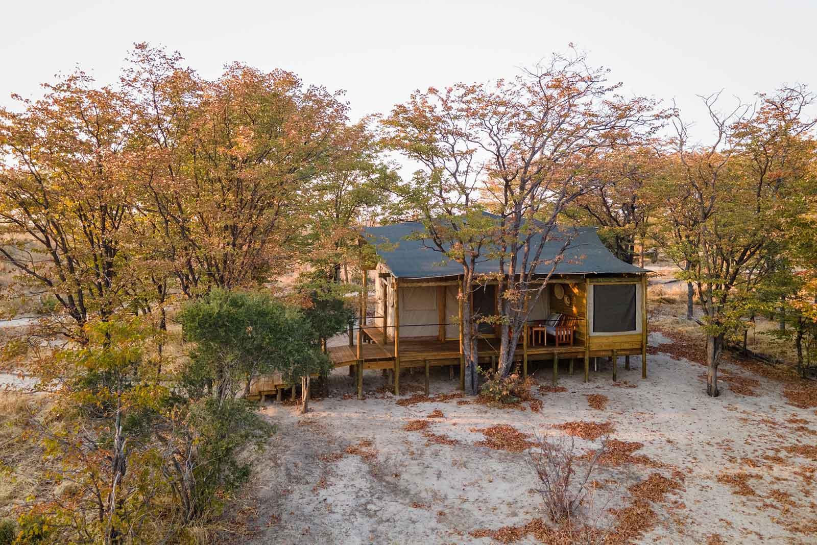 Mankwe Tented Retreat Exterior