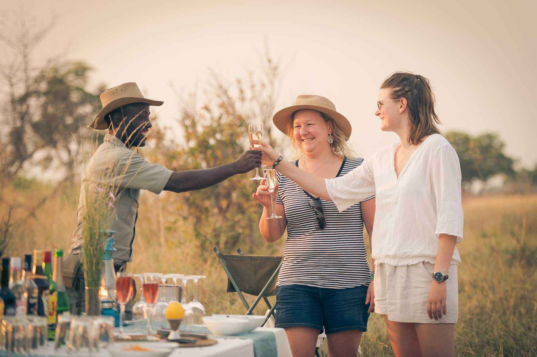 Motswiri Baobab Sundowners : Image : Em Gatland