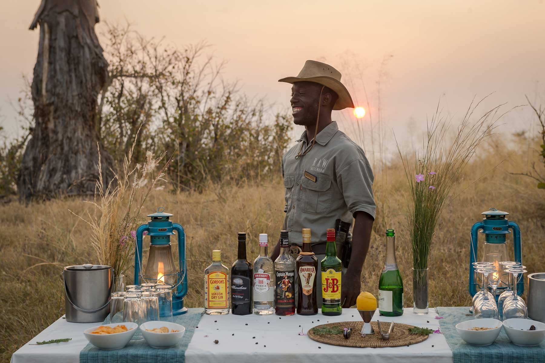 Baobab Sundowner Session : Image by Em Gatland