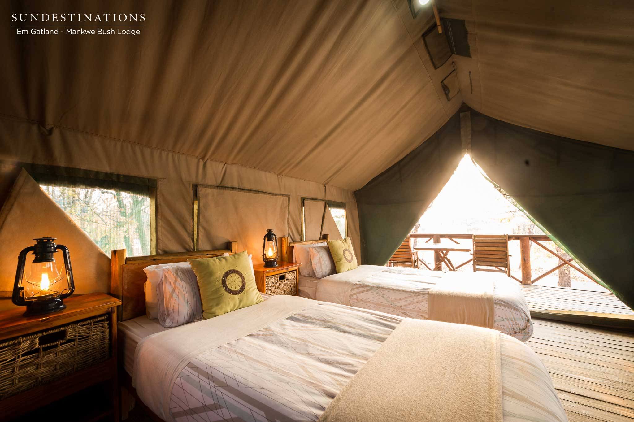 Mankwe Bush Lodge Tented Camp