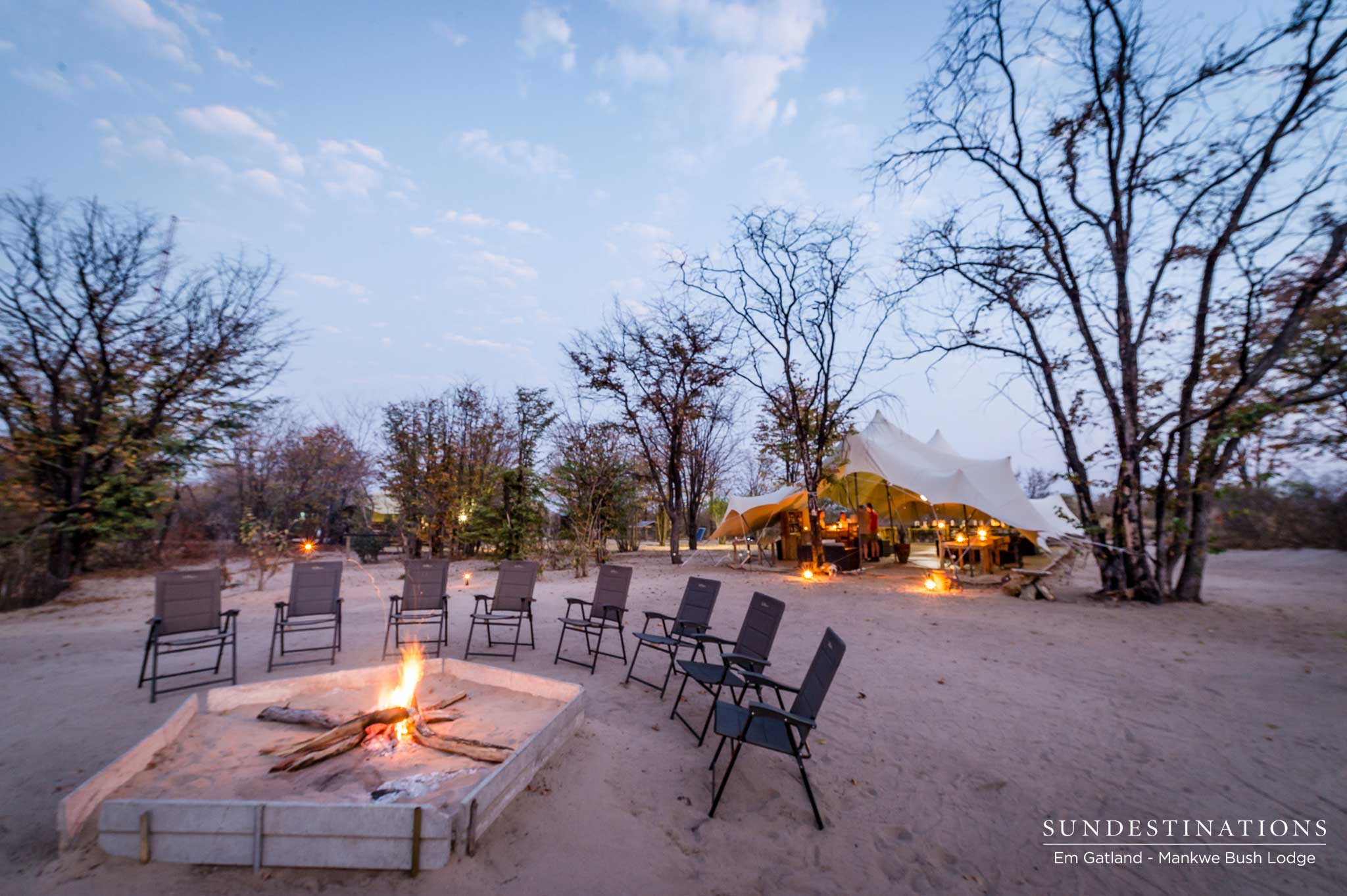 Original Safari Accommodation at Mankwe Bush Lodge
