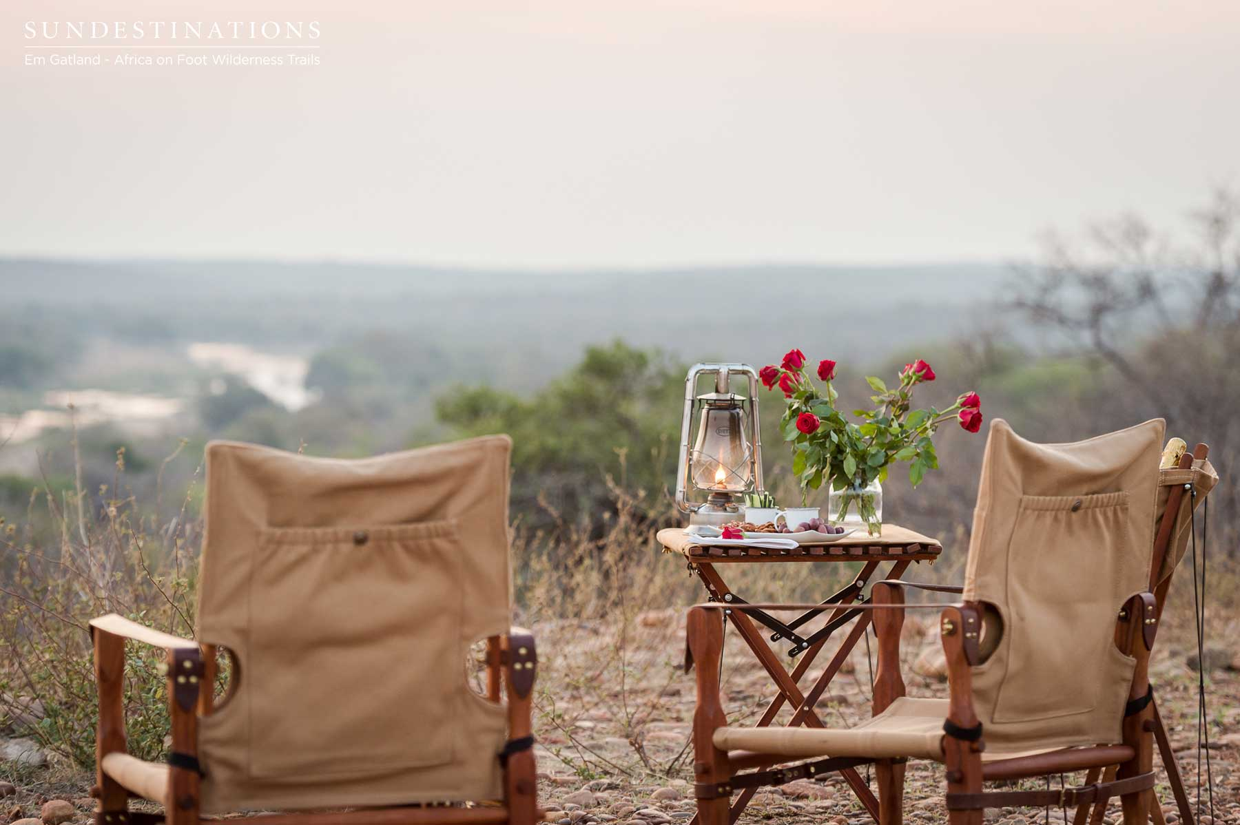 Romantic Maseke Sundowners