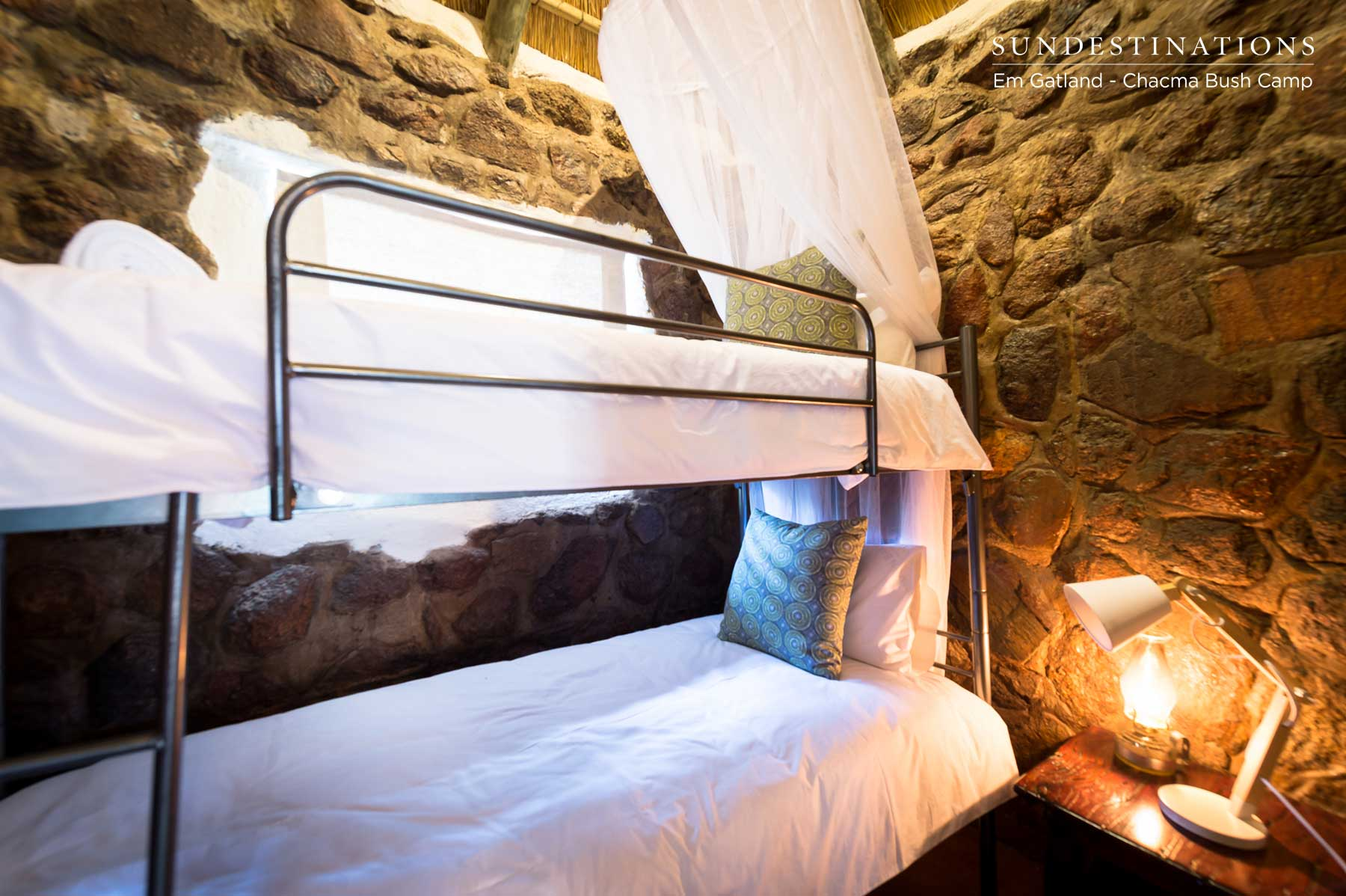 Grysbok Chalet Bunk Beds