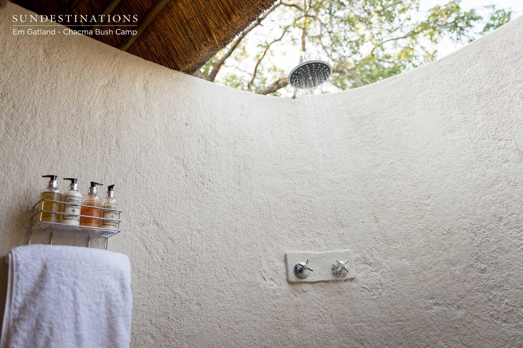Klipspringer Outdoor Shower