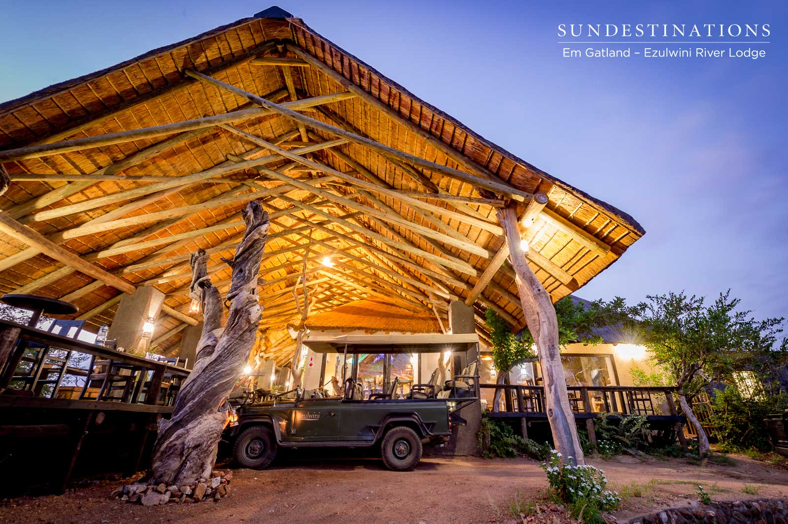 From Sunrise to Sunset : The Safari Life at Ezulwini Game Lodges