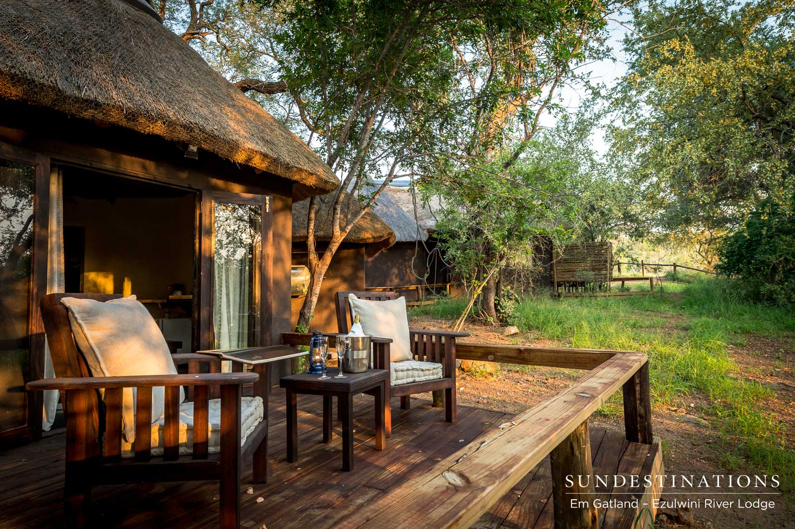Refurb Alert : Ezulwini River Lodge Standard Rooms Have a New Look !