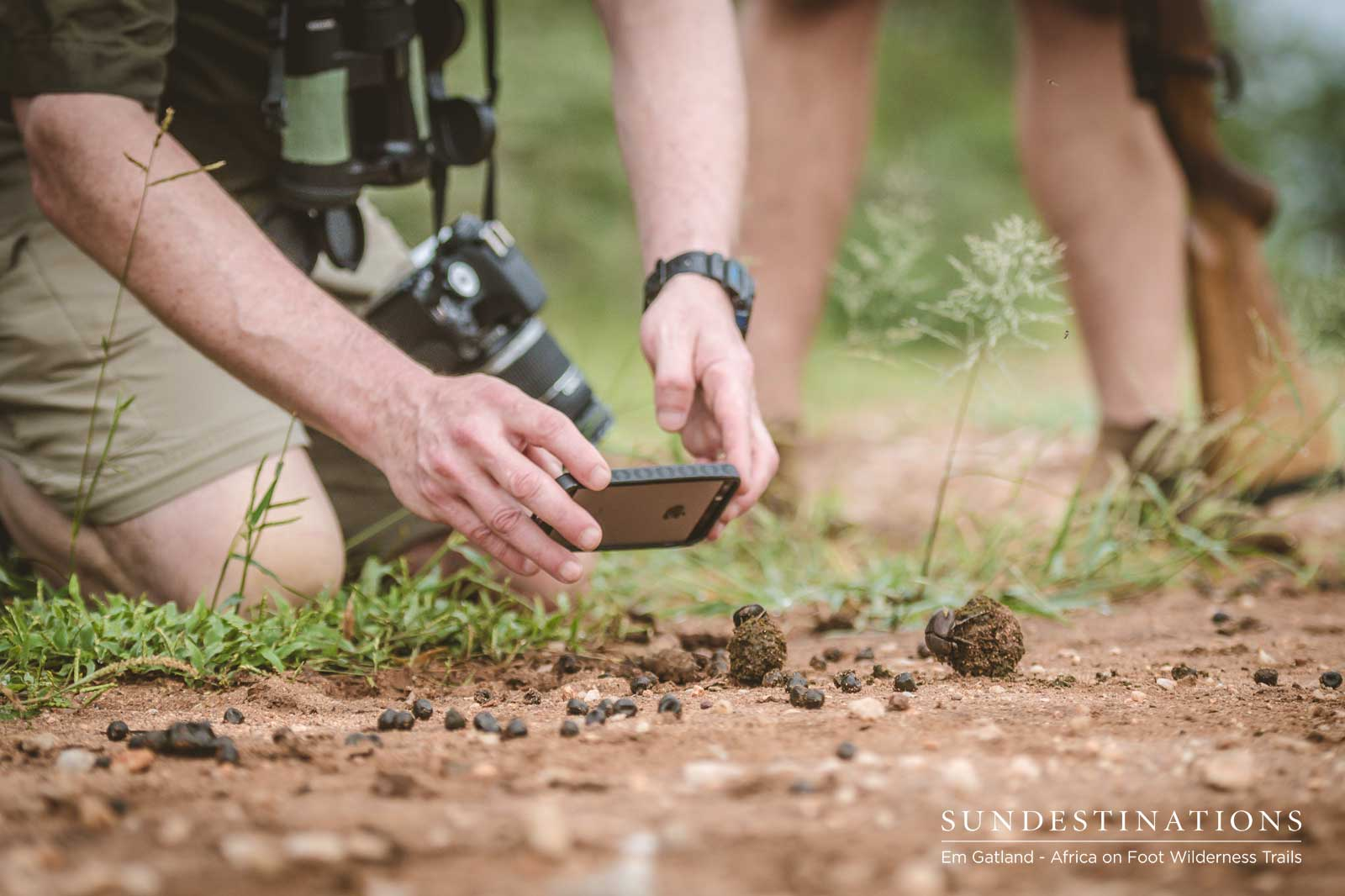 Africa on Foot Wilderness Trails Photography