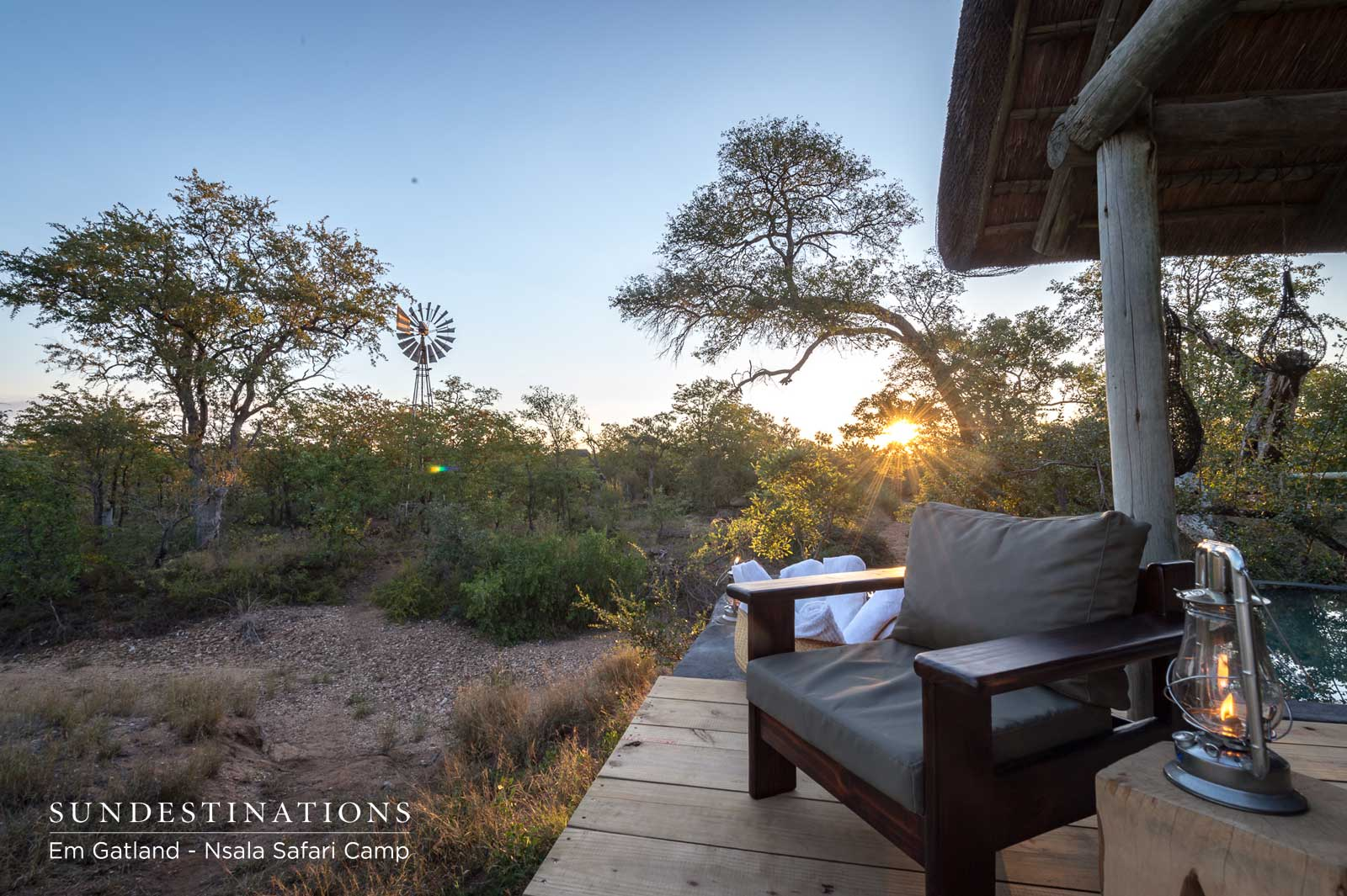 Introducing the Eco-Friendly Nsala Safari Camp in the Greater Kruger