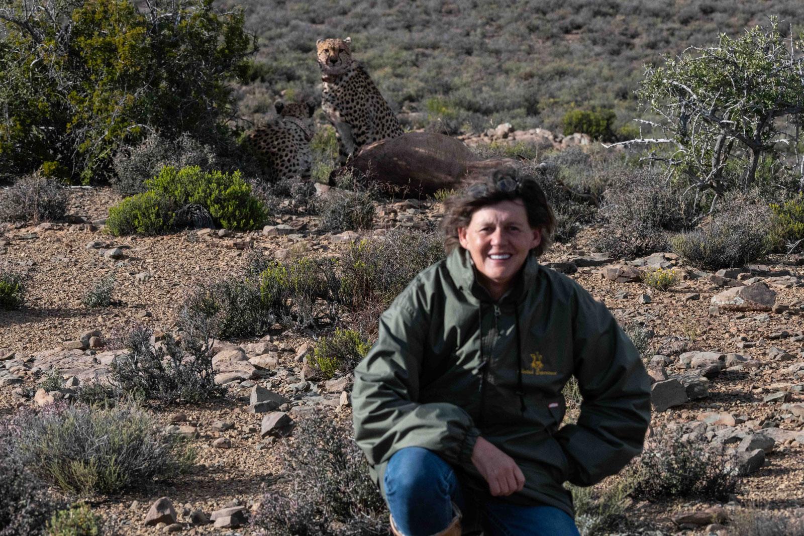 Cheetah Project (ASHIA and EWT) : Observing Cheetah