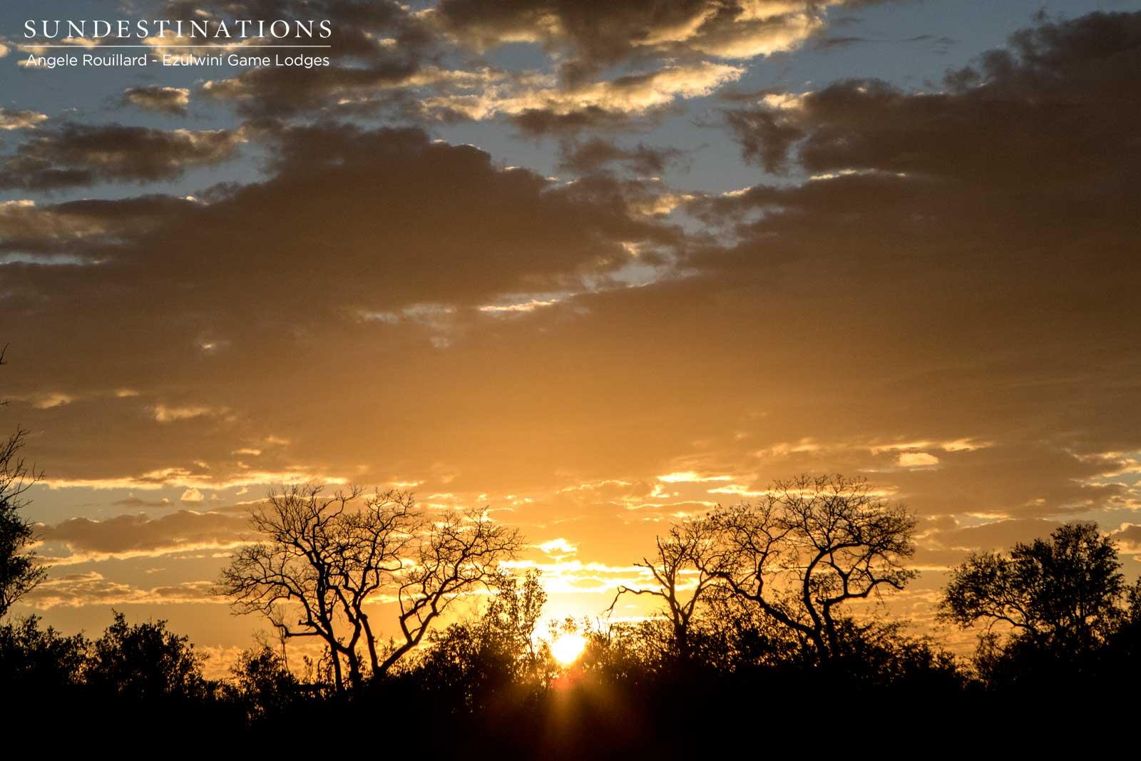 Sunsets at Ezulwini Game Lodges