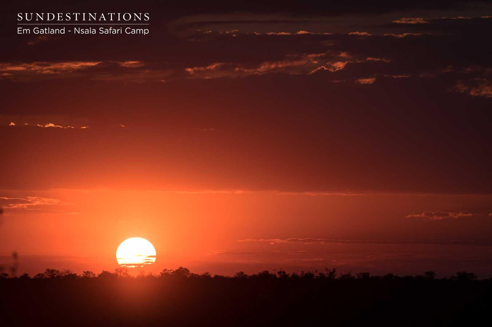 Nsala Sunsets in Greater Kruger