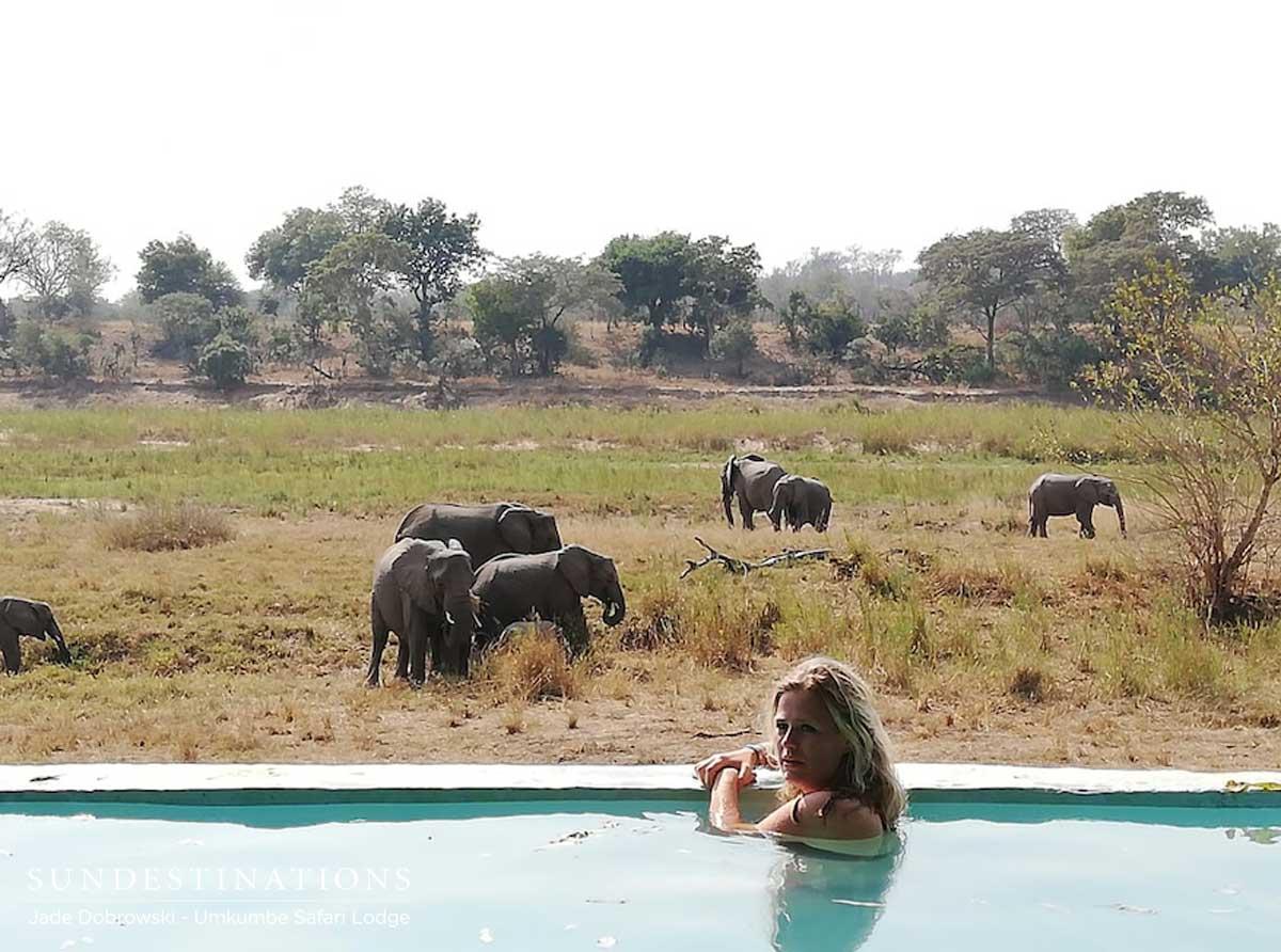 Swimming Umkumbe