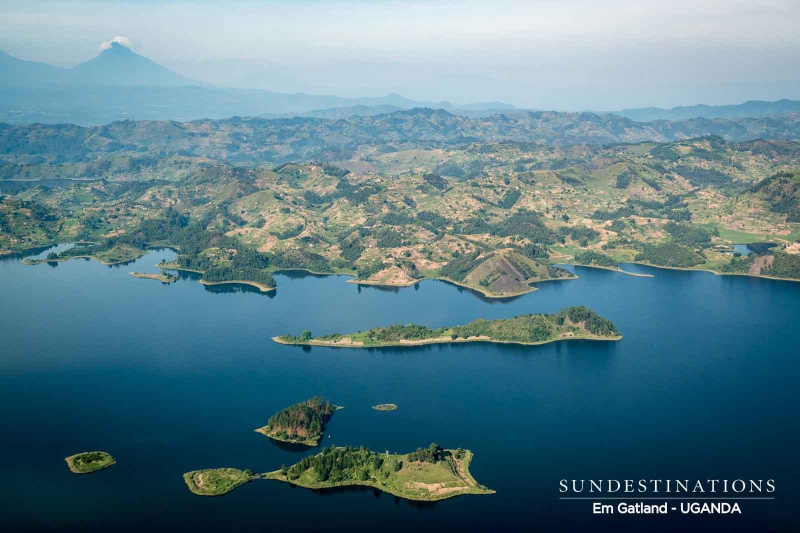 Uganda Craters
