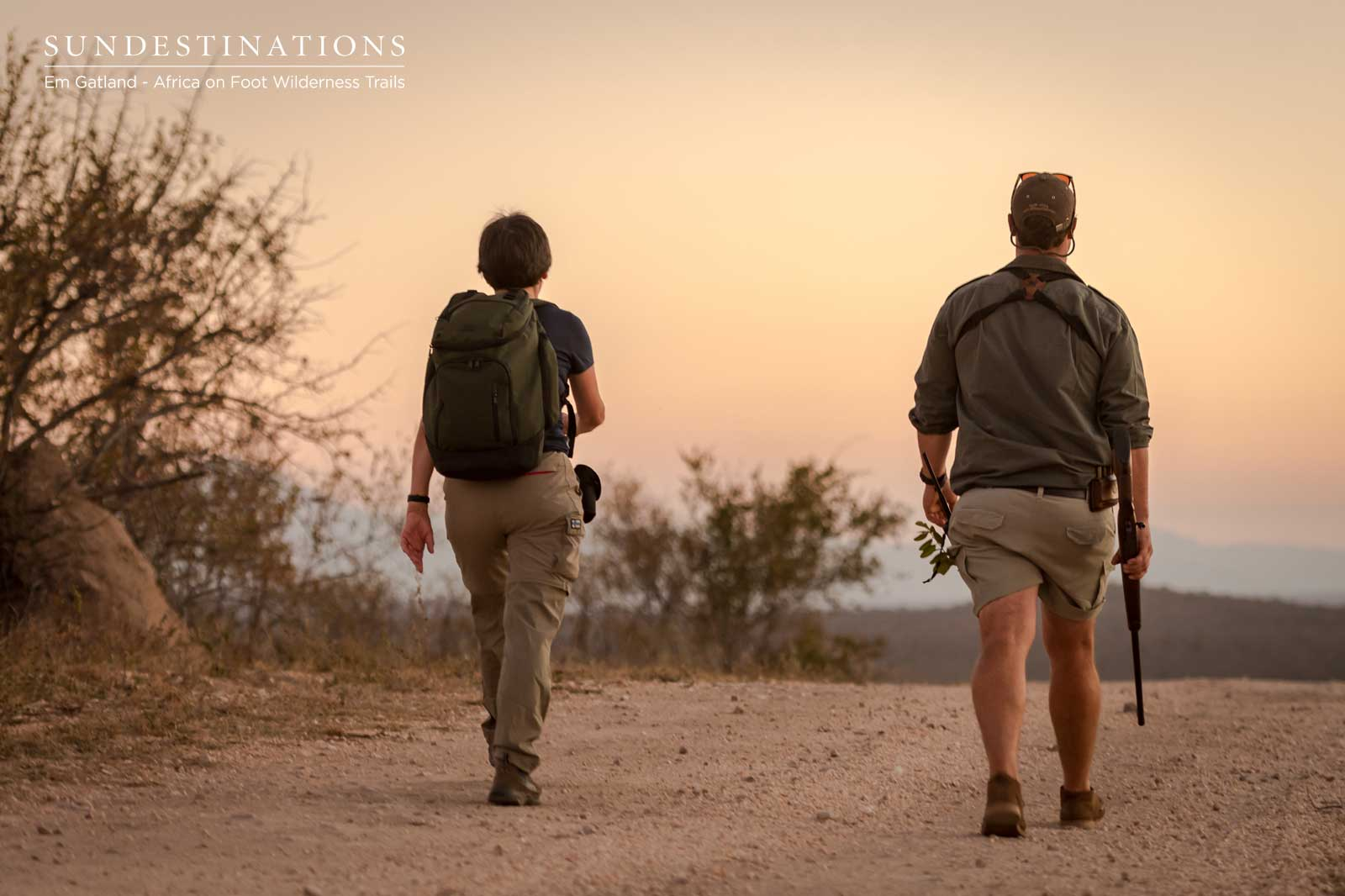 5 Reasons to go on a Kruger Walking Safari