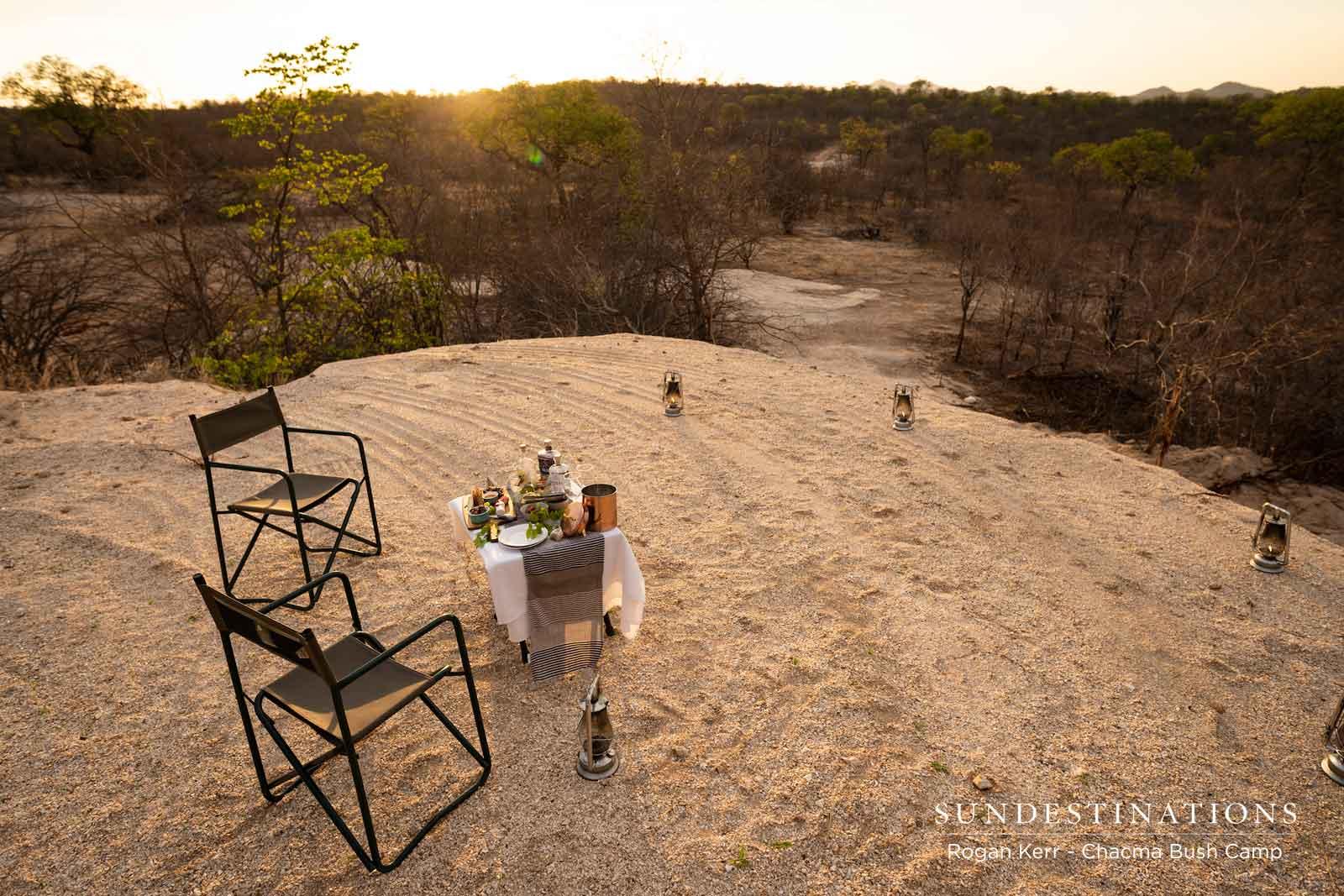 Honeymoon at Chacma