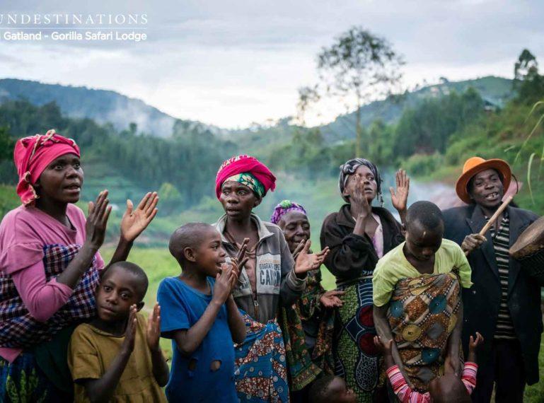 The History of Uganda's Batwa Pygmy Tribe in Bwindi Region