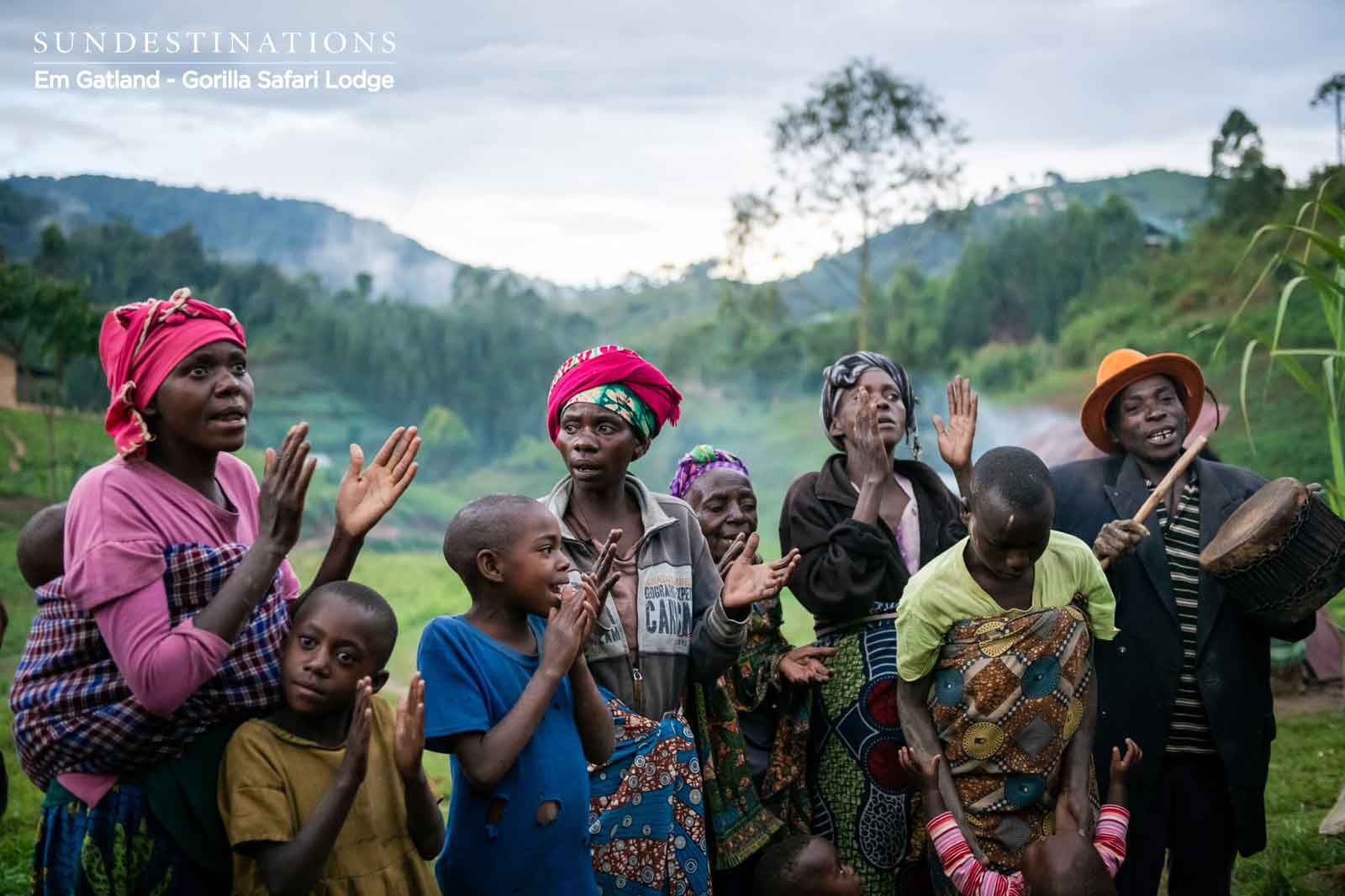 The History of Uganda's Batwa Pygmy Tribe in Bwindi Region