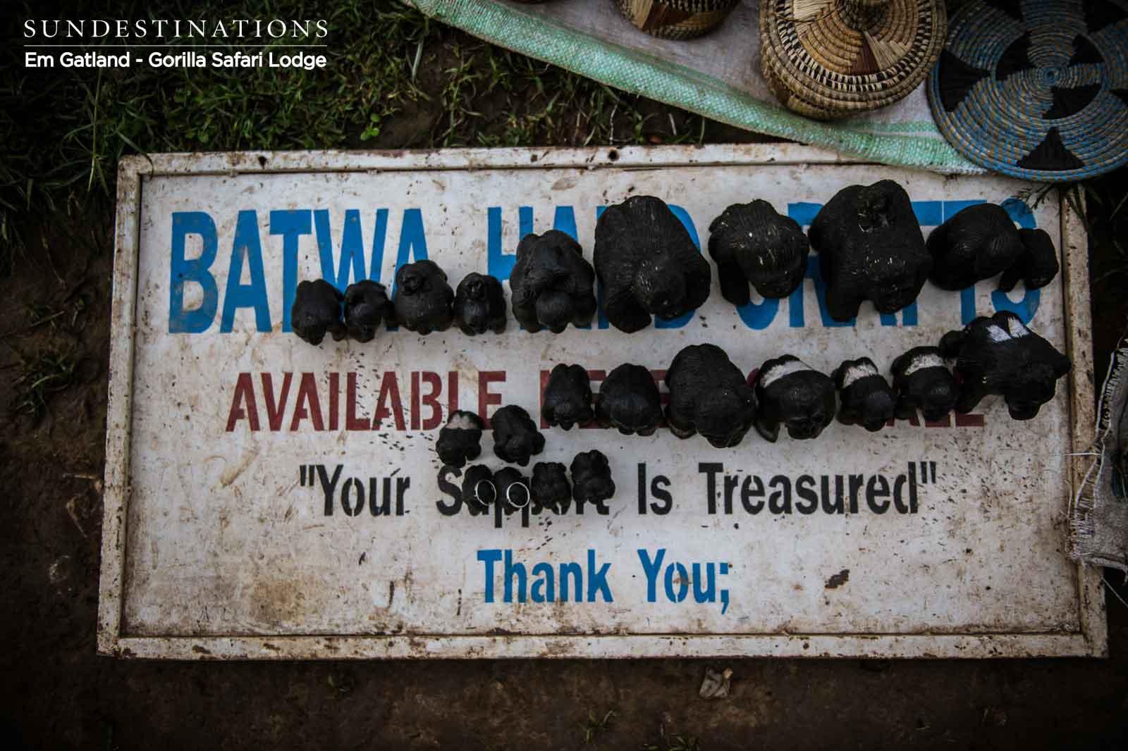 Batwa Community Signage