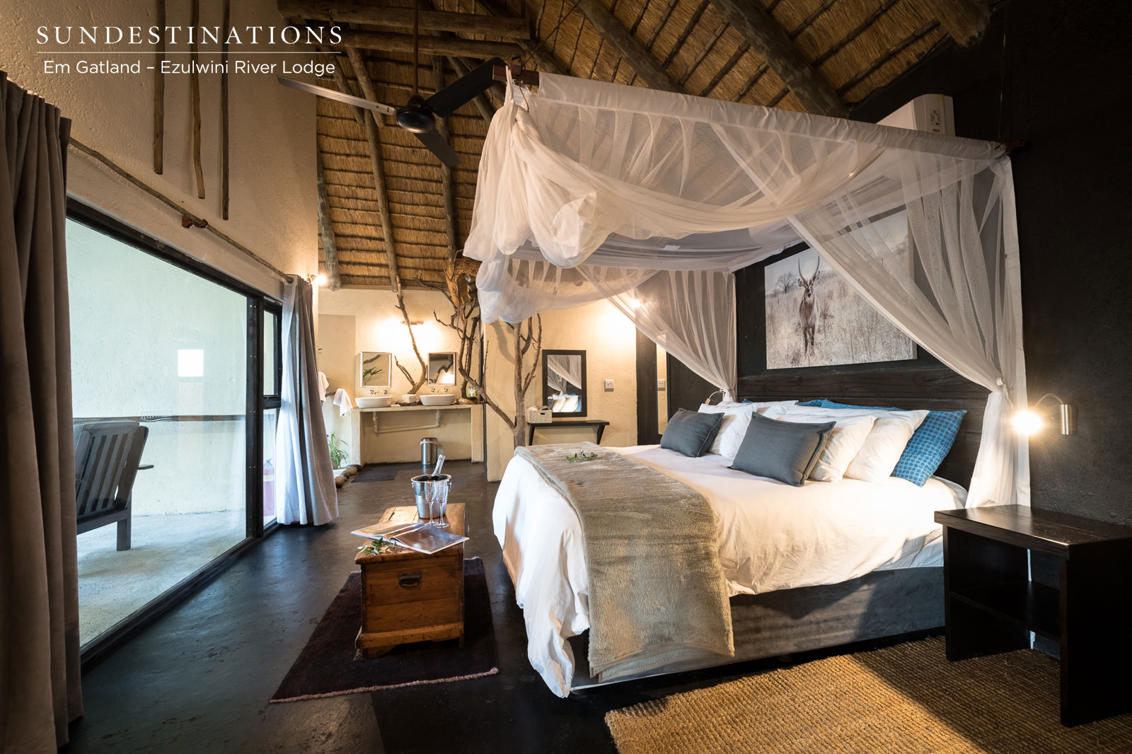 Honeymoon Suite at Ezulwini