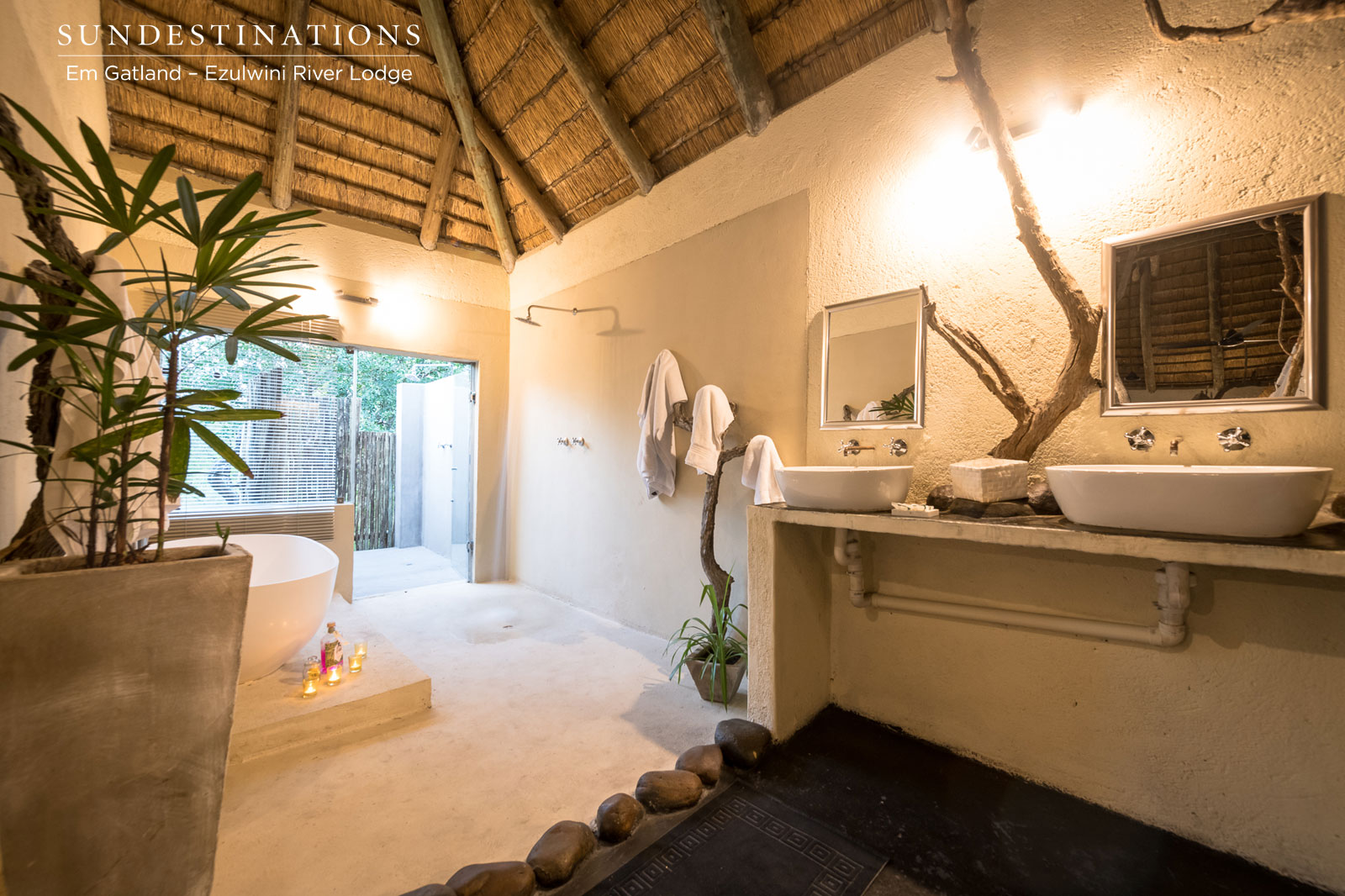 Honeymoon Bathroom