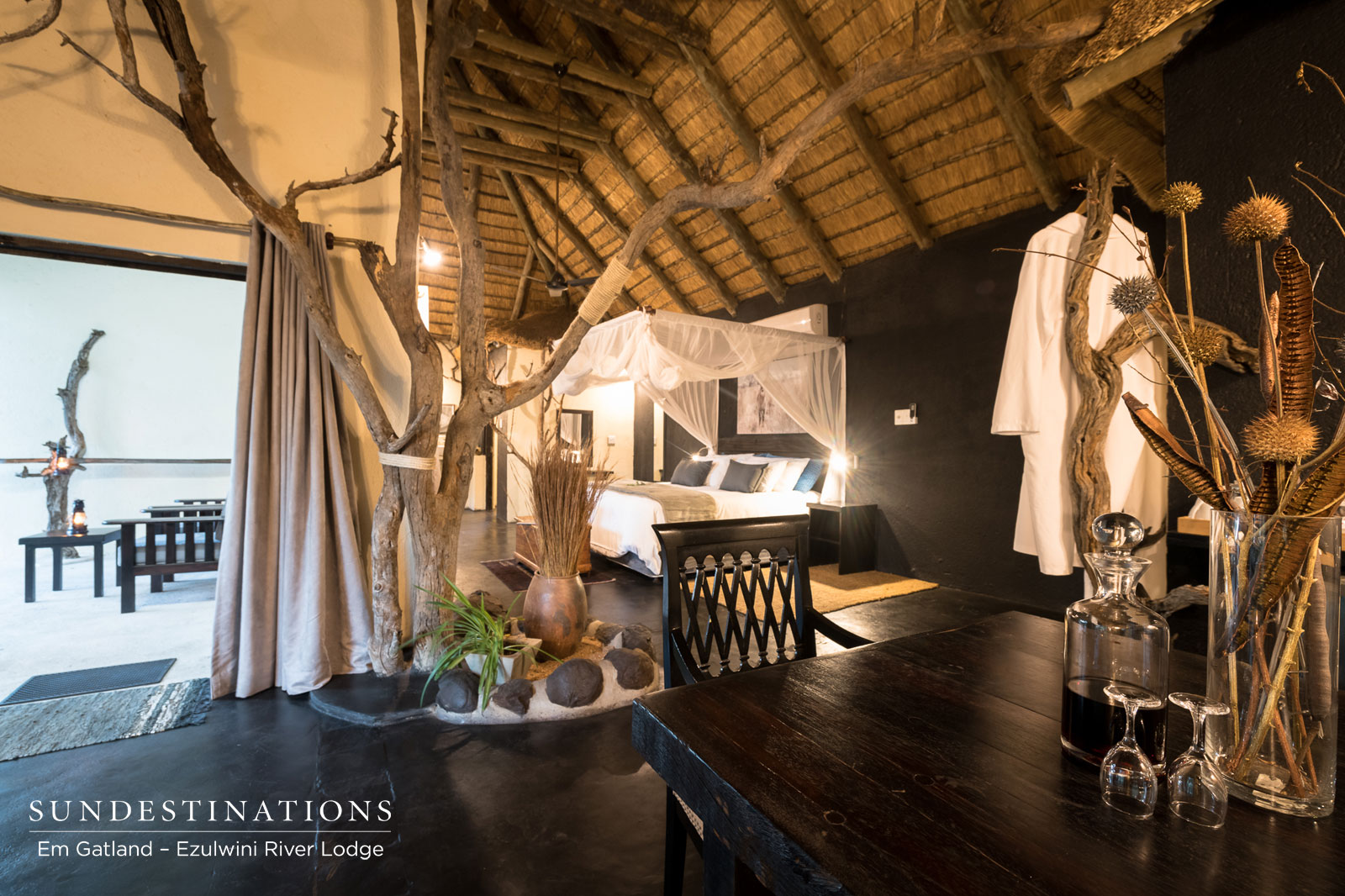 Ezulwini Game Lodges Romantic Suite
