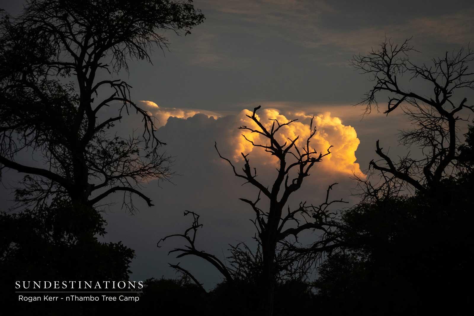 nThambo Storms in Klaserie