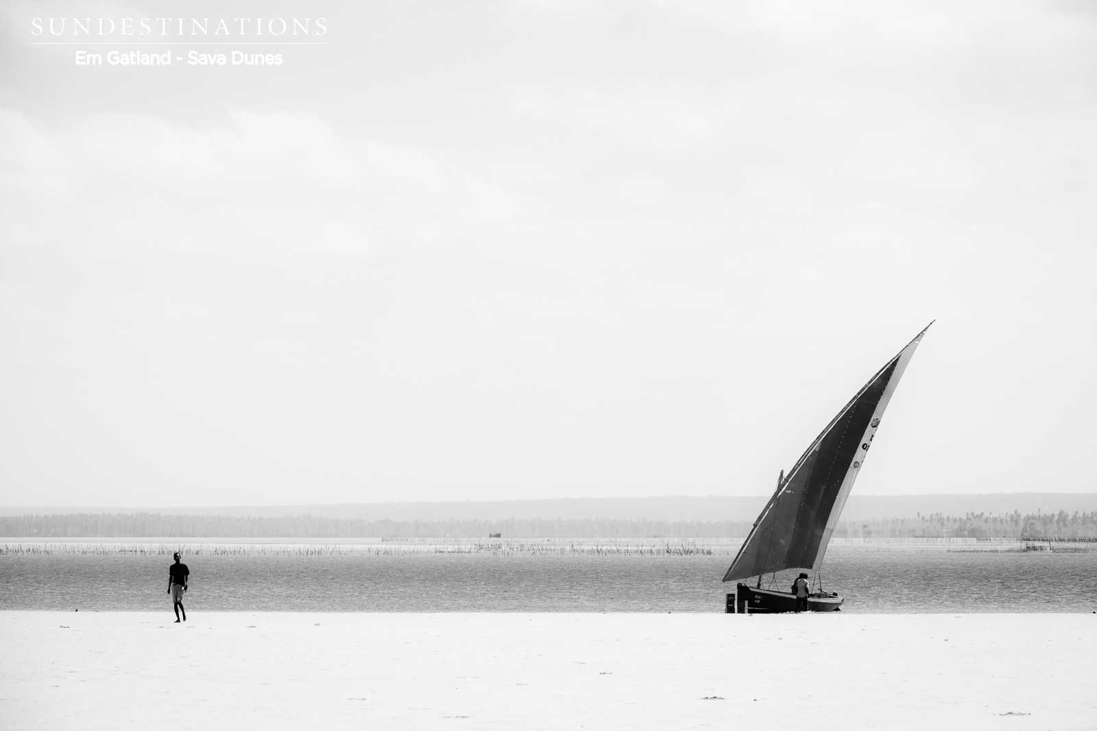 Dhow Trips in Mozambique