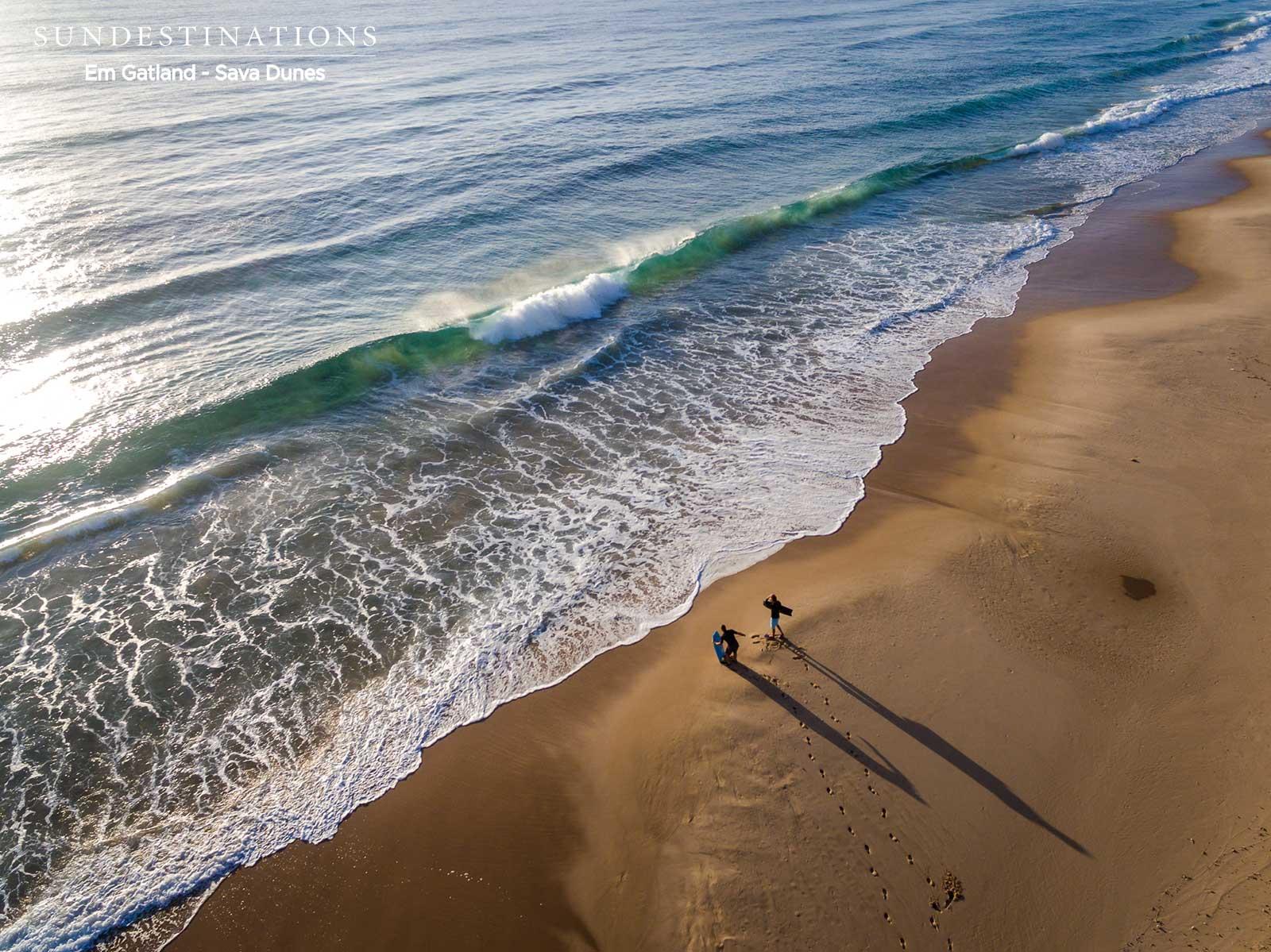 Sava Dunes Inhambane Coastline